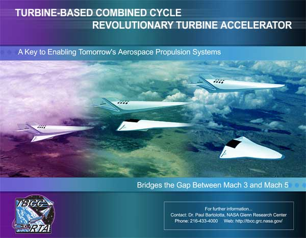 Turbine-Based Combined Cycle Accelerator